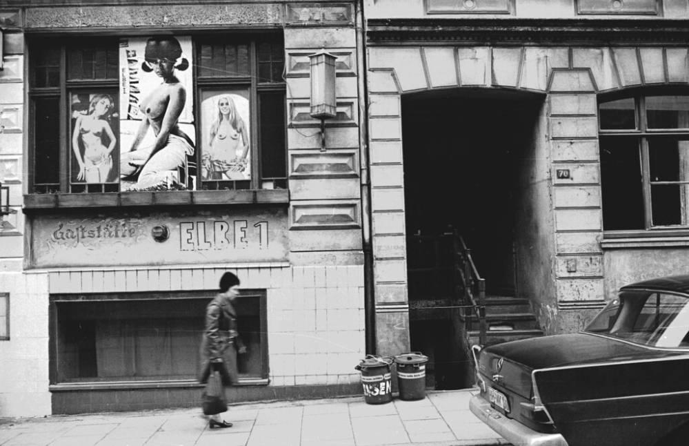 Hamburg St.Pauli in den 70ern